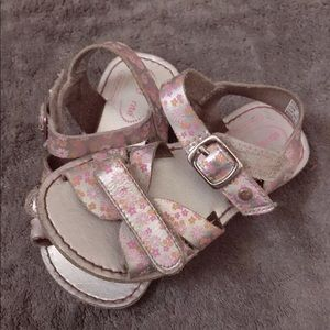 Stride Rite genuine leather sandals size 4.5